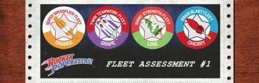 Rocket Poppeteers Sends Out 'Fleet Assessment #1'