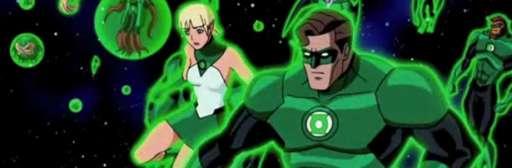 """Green Lantern: Emerald Knights"" Review"
