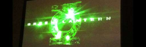 """Watch Four Minutes of """"Green Lantern"""" Footage Screened at WonderCon"""