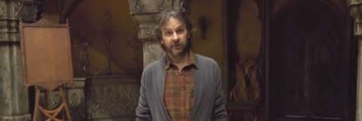 """Peter Jackson Starts Production Vlogs For """"The Hobbit"""""""