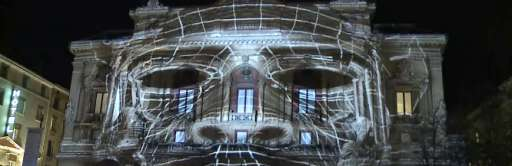 Does 3D Projection Mapping Have A Future In Film Marketing?