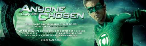 Green Lantern Teaming Up With Doritos For Interactive Campaign