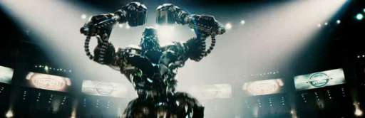 """""""Real Steel"""" Sends Out WRB Posters!"""