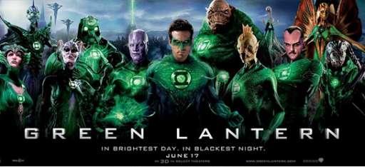 """Green Lantern"" Viral Responds to Readers"