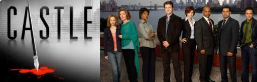 "ABC's ""Castle"" To Get Graphic Novel"