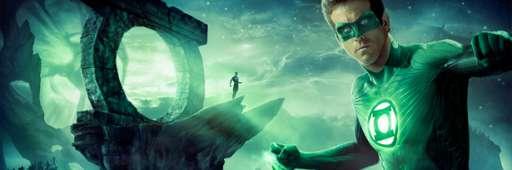 "Green Lantern Website Launches ""Infinite Oath"""
