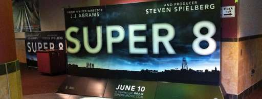 """""""Super 8"""" Standees Provide Links to Editing Room Clips"""