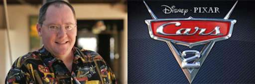 """""""Cars 2"""" Roundtable: John Lasseter Talks Sequels, Animating Water, and 3D"""