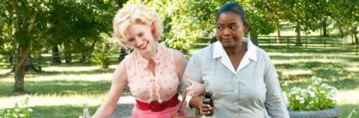 """The Help"" RoundTable: Get a Taste of Southern Hospitality With Octavia Spencer and Jessica Chastain"