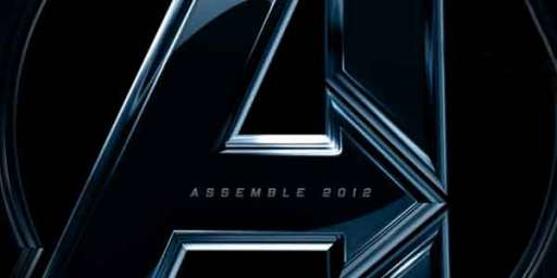 """The Avengers"" Official Site Updated; Teaser Poster Revealed!"