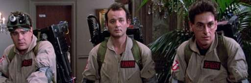 Ghostbusters re-release announced through Facebook