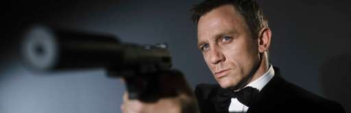 James Bond Launches Social Media Presence in Conjunction with Movie Announcement