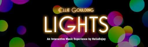 "Trip Your Balls Off To Ellie Goulding's ""Lights"""