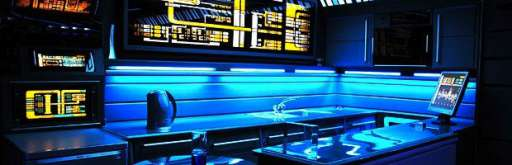 Divorce Tragedy: Star Trek Themed Apartment To Be Sold For Parts