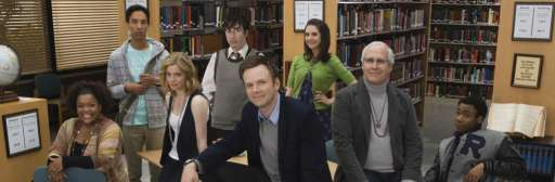 """NBC Debuts First of Three """"Community"""" Animated Webisodes"""