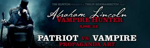 "Enter The ""Abraham Lincoln: Vampire Hunter"" Art Contest on Facebook"