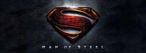 """Man of Steel"" Facebook Page Debuts New Superman Logo"