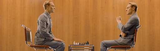 """Prometheus"" Viral Vid: Meet David, Weyland Industries' Latest Android"