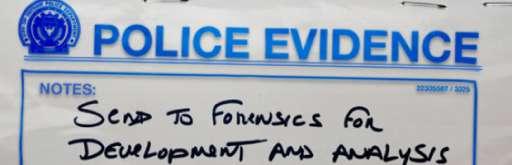 "TRAILER REVEALED: ""Dark Knight Rises"" Arrest Warrant, Graffiti Viral Campaign Leads To New Trailer"