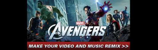 Assemble Your Own Avengers Music Video Remix
