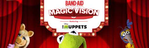 Featured App: The Muppets Band-Aid AR App