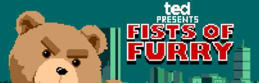 "Ted: Play ""Fists of Furry"" Game and Listen to Remix of ""Thunder Buddies"" Song"