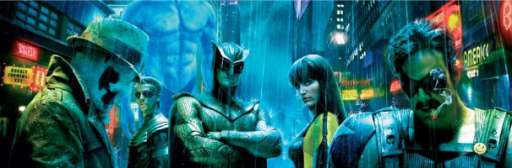 Ian's Watchmen Review: The Clueless Man's Review
