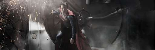 """""""Man of Steel"""" Augmented Reality App"""