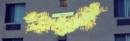 """Comic-Con 2012: """"The Dark Knight Rises"""" Bat Signal Search Twitter Contest"""