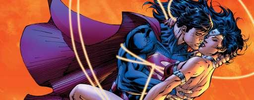 DC Comics Uses Match.com to Promote Superman-Wonder Woman Pairing