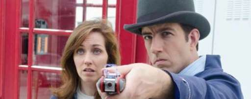"I Can't Believe It's Not Inspector Spacetime! ""Community"" Actor Launches Webseries Based on Character"