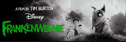 "Disney Releases ""Frankenweenie: An Electrifying Book"" To iBookstore"
