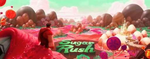 "Watch: Sugar Rush Arcade Ad For Disney's ""Wreck-It Ralph"""