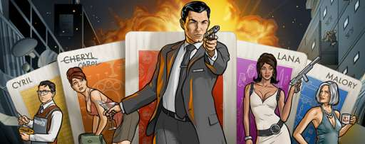 """New """"Archer"""" App Has Soundboard and Social Media Interaction"""