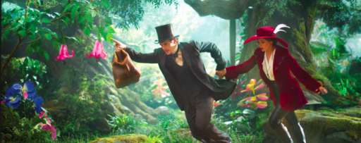 """Oz The Great & Powerful"" Review: Sam Raimi Delivers A Great & Powerful 3D Film"