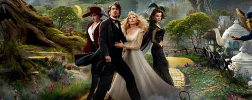 """Oz The Great & Powerful"" Interview: James Franco, Mila Kunis, & Joey King Talk Sam Raimi's World of Oz"