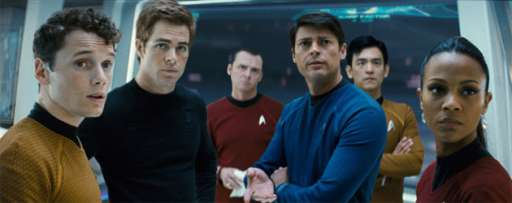 """New """"Star Trek Into Darkness"""" Trailer Sends You On An Easter Egg Hunt To Find New Poster"""