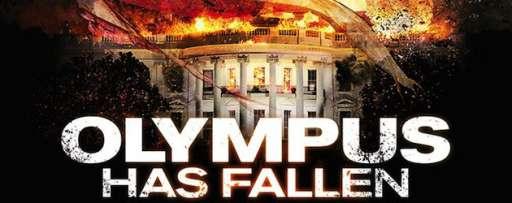 "Contest: ""Olympus Has Fallen"" Sweatshirt and Pin"