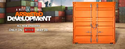 """New Character-Inspired Posters Released For New Season of  """"Arrested Development"""""""