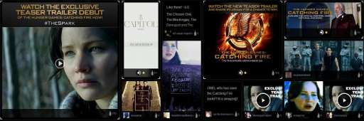 """Microsoft and Lionsgate Team Up for """"The Hunger Games Explorer"""""""