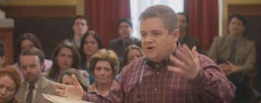 "Patton Oswalt Filibusters Plot For ""Star Wars: Episode VII"" & ""The Avengers"" Tie-In Movie On ""Parks & Rec"""