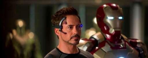 "Robert Downey Jr, Gwyneth Paltrow, Ben Kingsley, Talk ""Iron Man 3"", Suit Envy, Avengers 2, & More"