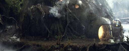 How Much Is Yoda's Hut Worth?