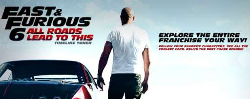 Explore The Entire Fast & Furious Franchise Your Own Way Using The Timeline Tuner