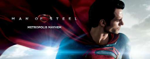 "Play ""Man of Steel"" Online Game ""Metropolis Mayhem"""