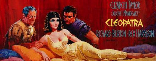 Blu-ray Review: Cleopatra (50th Anniversary Edition)