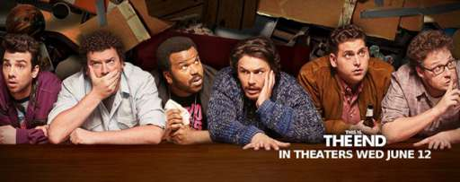 """""""This Is The End"""" Review: Celebrities Meet Their End In The Most Original Comedy In Years"""
