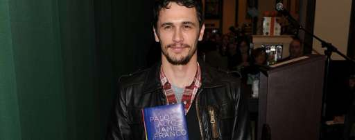 "James Franco Jumps On Crowdfunding Bandwagon with ""Palo Alto Stories"""