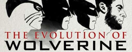 Infographic: Wolverine's Costume Evolution