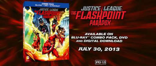 """Comic-Con 2013: Roundtable Interviews With Cast and Crew of """"Justice League: The Flashpoint Paradox"""""""